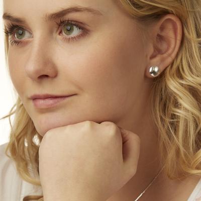 earrings dot 10mm