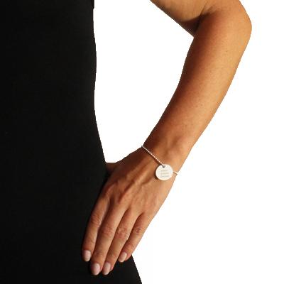Armband Future round