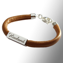 kids bracelet leather